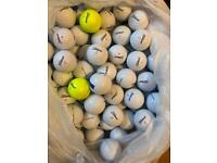 100 titleist dt solo golf balls in pearl grade a condition £40 or 200 for £75