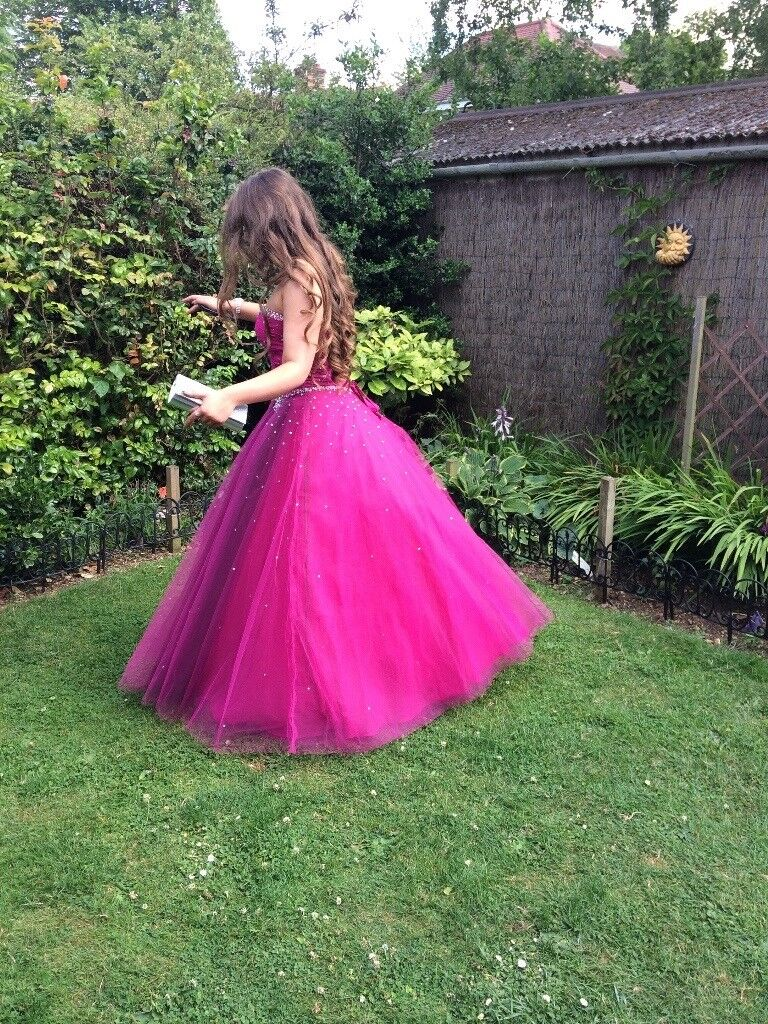 Beautiful Mori Lee Prom Dress Size 10-14 | in Stamford, Lincolnshire ...