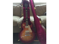 2016 Gibson Les Paul Traditional in Heritage Cherry Sunburst