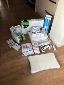 Wii Job Lot - Check out description for full details of items for sale.