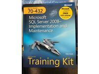 SQL Server 2008 training book