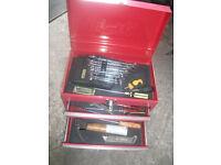 toolbox & tools
