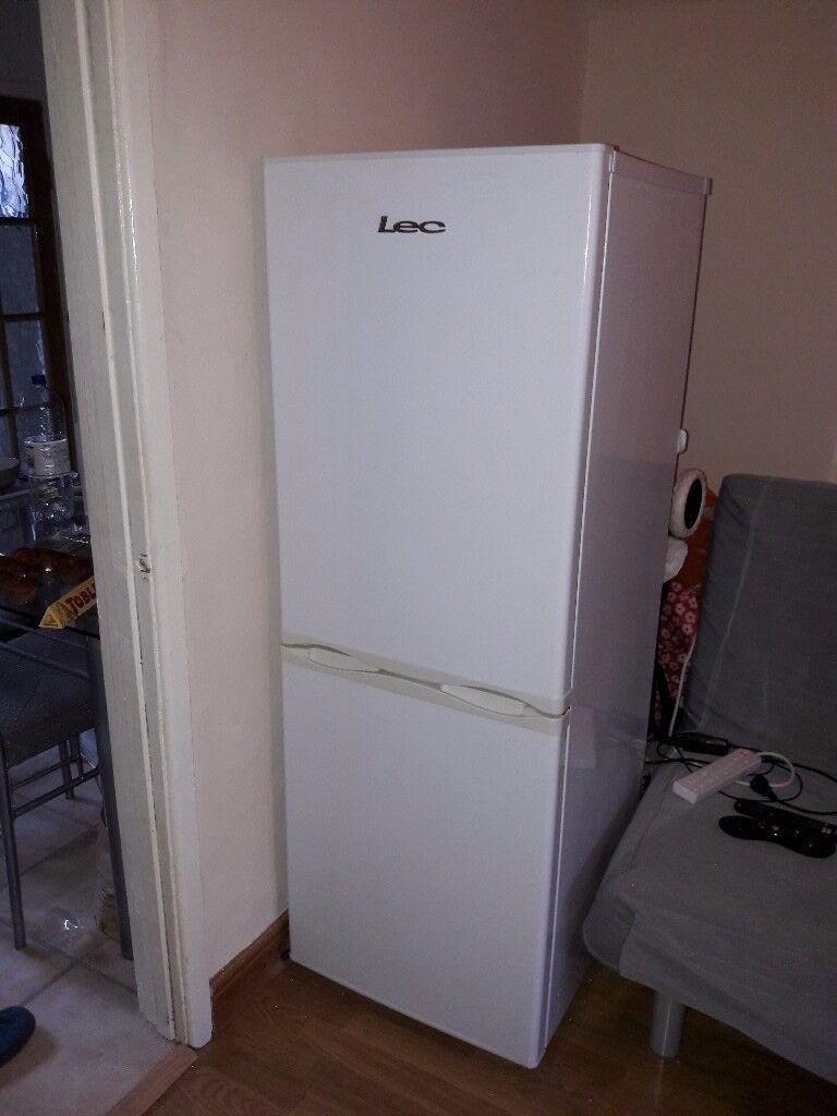 LEC fridge freezer for sale