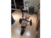 Golf Trolley - Powakaddy (Twinline 1)