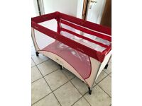 Travel cot Hauck Dream'n Play