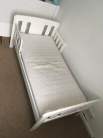 John Lewis toddlers bed - excellent condition
