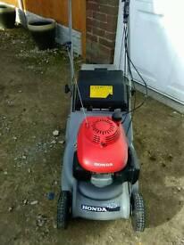 Honda hrb 425c petrol Lawnmower