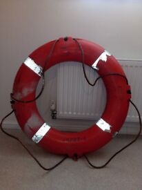 Perry buoy. Life buoy