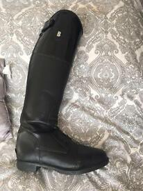 Brogini Ginny long riding boots size 6