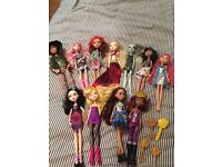 Monster High and Ever After High Fashion Dolls Bundle