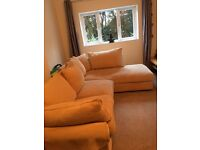 FREE 3 seater Colin and Hayes chaise sofa