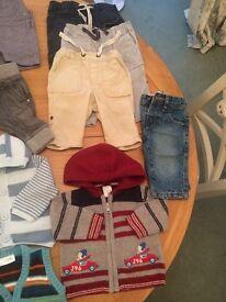 Baby Boy Clothes bundle 3-6 Months excellent condition