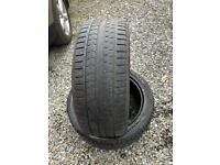 255/45/20 tyres