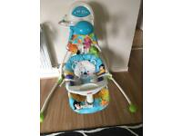 Fisher Price swing hands free kit for mummy
