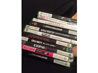XBOX 360 + A BIG BUNCH OF GAMES FOR SALE