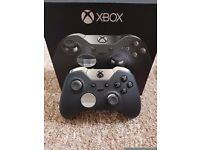 Xbox One Elite controller - barely used, like new - £75