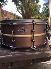 Liberty snare drum