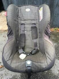 Britax group 1 carseat