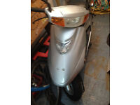BARGAIN! 50cc Scooter - only 190 miles from new!