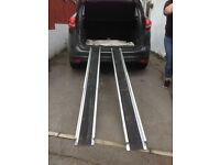 6ft telescopic ramps for mobility scooter aor wheel chair