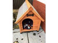 Small dog kennel brilliant condition