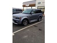 "Used Range Rover Sport Autobiography 20"" Alloys"