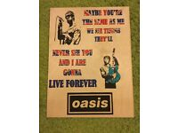 Oasis - Unique Wall Art
