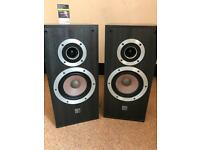 Wharfedale Retro 100w floor standing hifi Speakers
