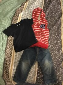 Boys Outfit 12-18 months.