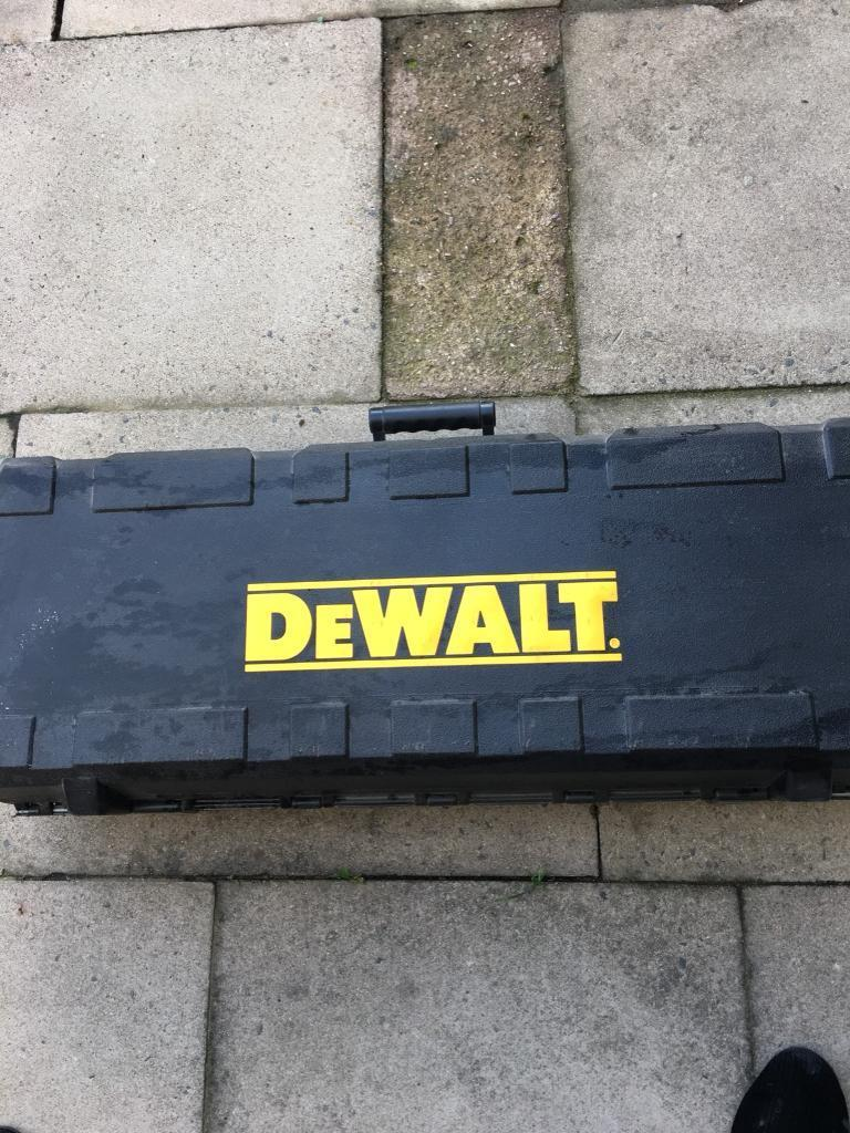 Dewalt 18 Volt Combination Kit Boxed Like New, Only Used a couple of times !!!