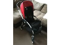 Bugaboo Pram with accessories. Excellent condition. £300 ono. collection only.