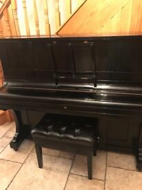 Piano- great for beginner and improver. Plays really well. Paid £950 for it would accept £600