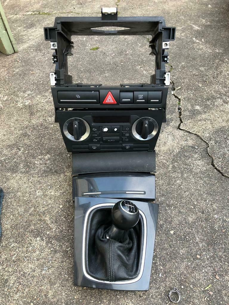 Audi A3 8p Double Din Stereo Kit In Forres Moray Gumtree