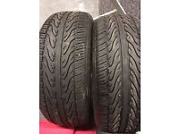 2 Zeta Azura Car Summer Tyres 235/55R19 105W Xl C Wet Grip For 19 Wheels 4X4 Suv