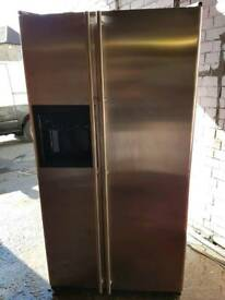 Fridge freezer fully working offer 9months guarantee and free delivery