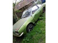 Opel manta for sale spares and repairs alloys for sale ect