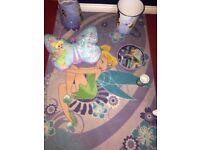 Tinkerbell Bedroom Furnishings