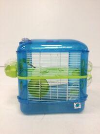 Fantazia 2 storey hamster cage rrp £24.99