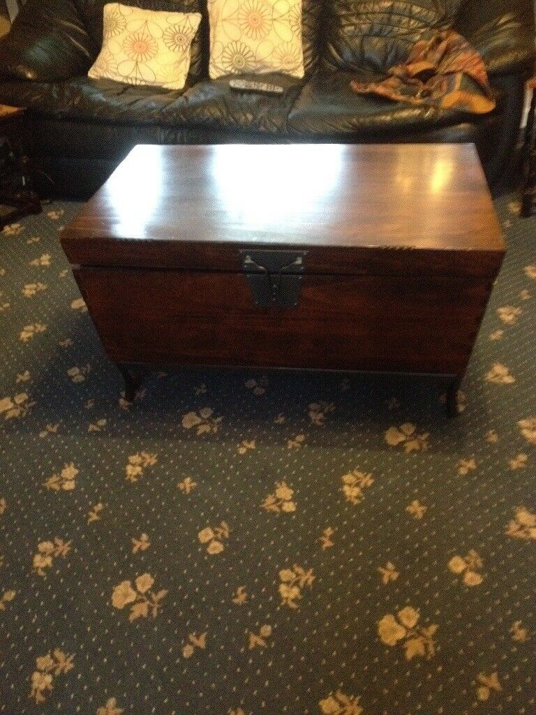 Coffee Table Chest Style In Sale Manchester Gumtree