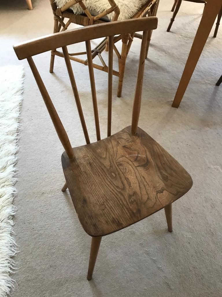 Ercol Stick Back Chair In Steyning West Sussex Gumtree