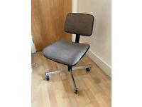 Black & Brown Office Chair