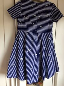Joules dress age 8