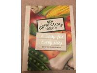 Covent Garden soup recipe book