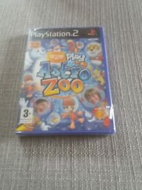 PlayStation 2 Astro zoo