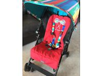 Dylan's Candy Bar Limited Edition Maclaren Stroller
