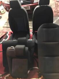 Ford Fiesta interior 2007