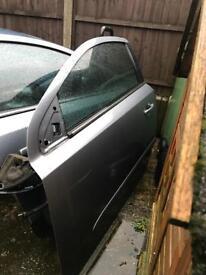 Vauxhall Astra mk5 passenger door. Z163 3dr