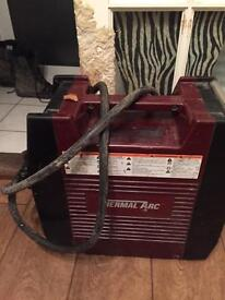 Thermal arc inverter