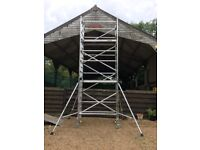 BOSS YOUNGMAN SCAFFOLD TOWER EVOLUTION NARROW 6.2M WH X 1.8M