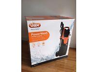Vax Powerwash 2500 Pressure Washer Complete (Unopened)